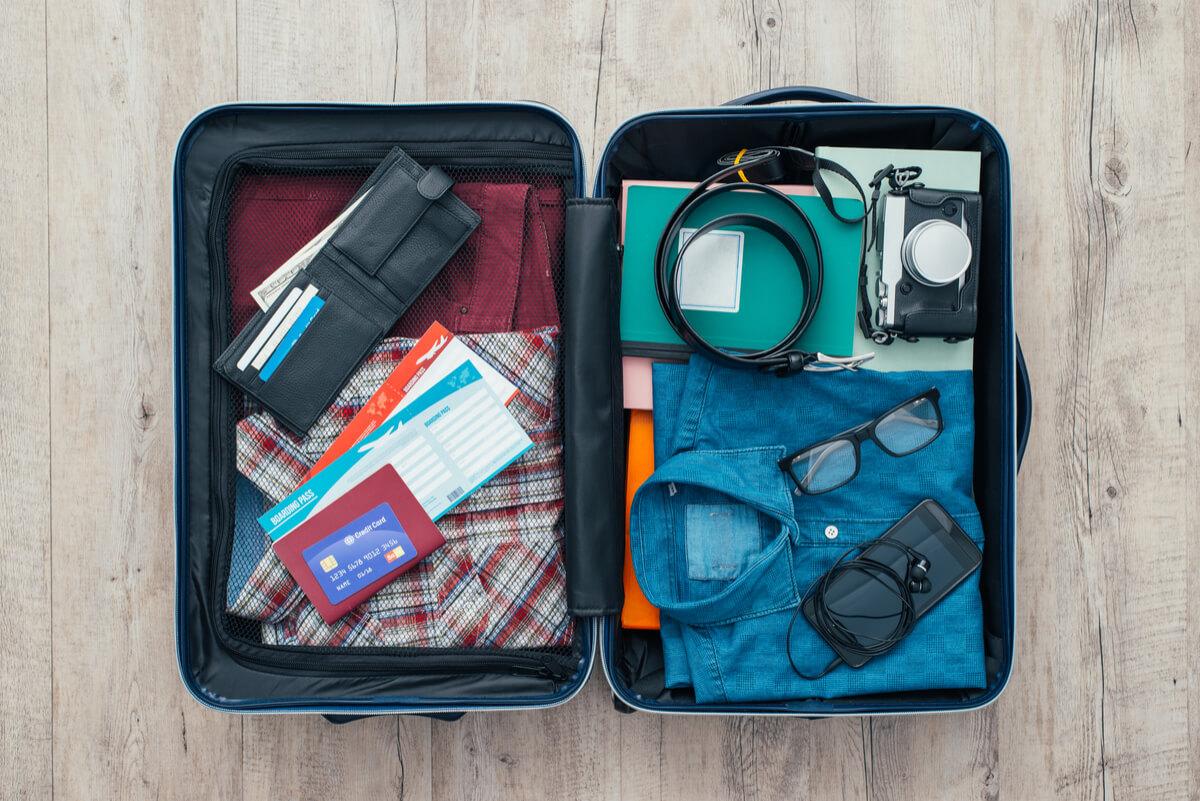 加拿大行李準備