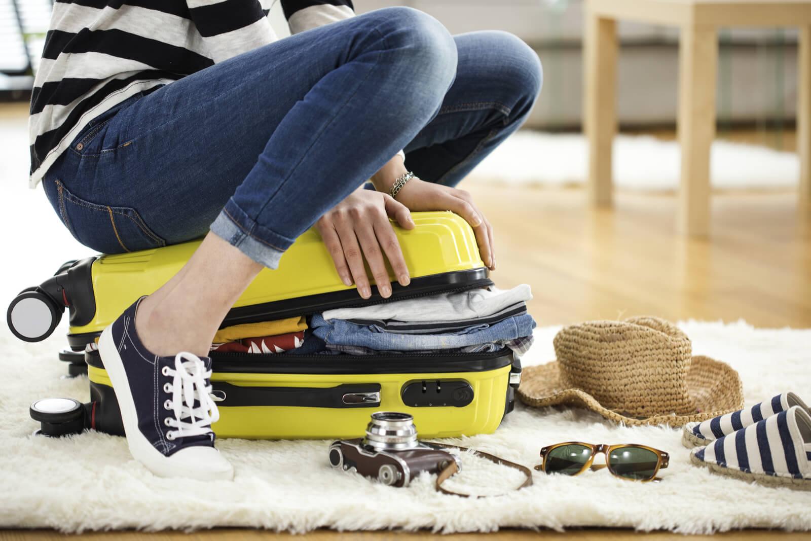 加拿大留學行李