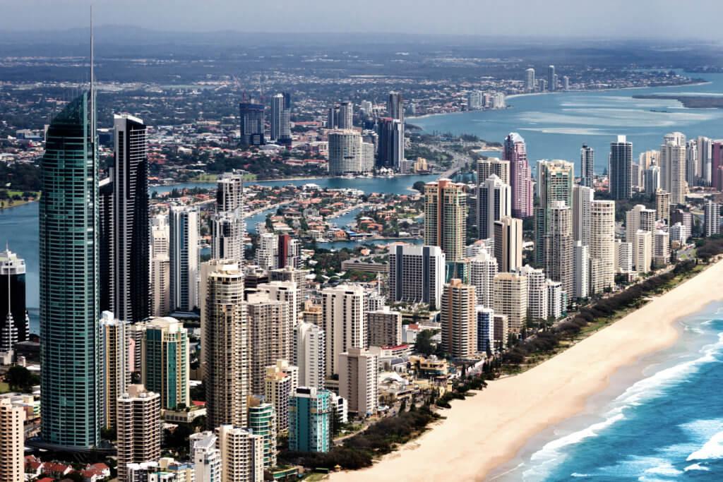 澳洲留學城市生活機能好