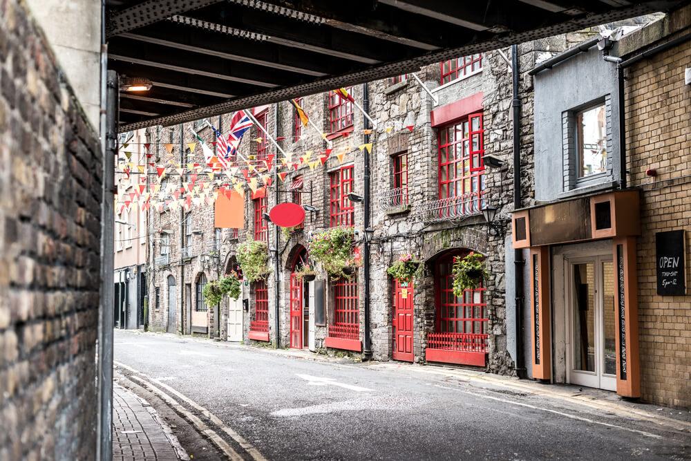 打工遊學國家:愛爾蘭