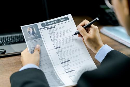 美國留學申請履歷