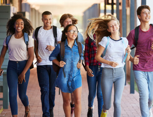 海外高中學生進入名校
