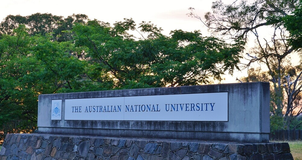 澳洲大學八校聯盟:澳洲國立大學
