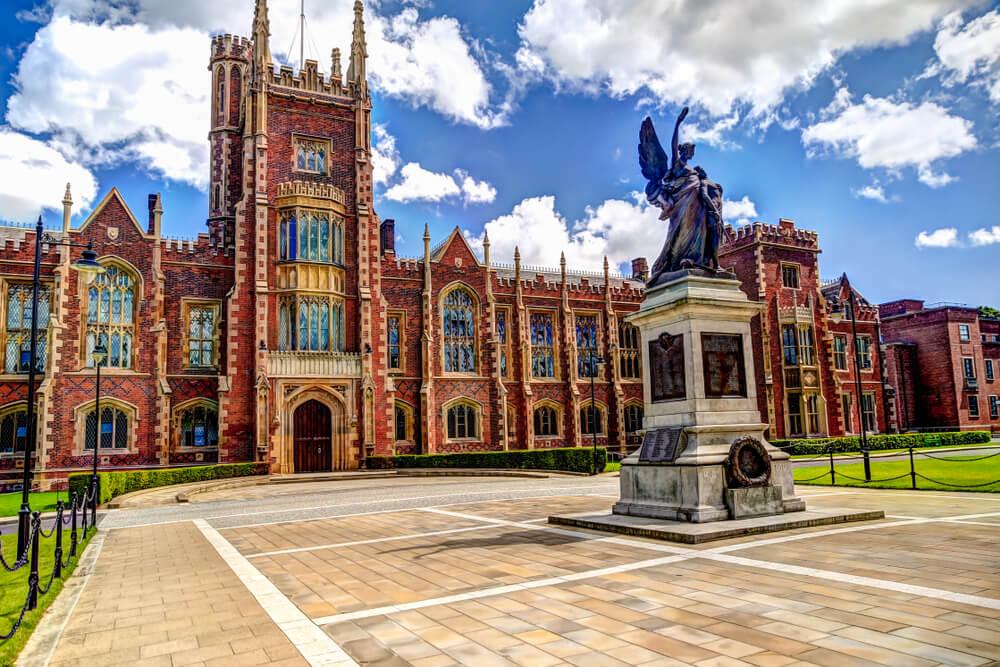 愛爾蘭大學排名表現優異