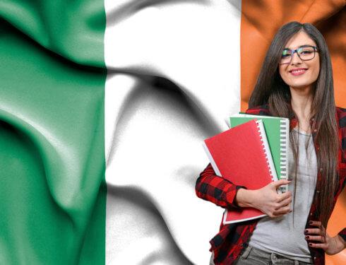 愛爾蘭留學