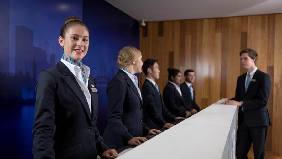 藍山國際飯店管理學院