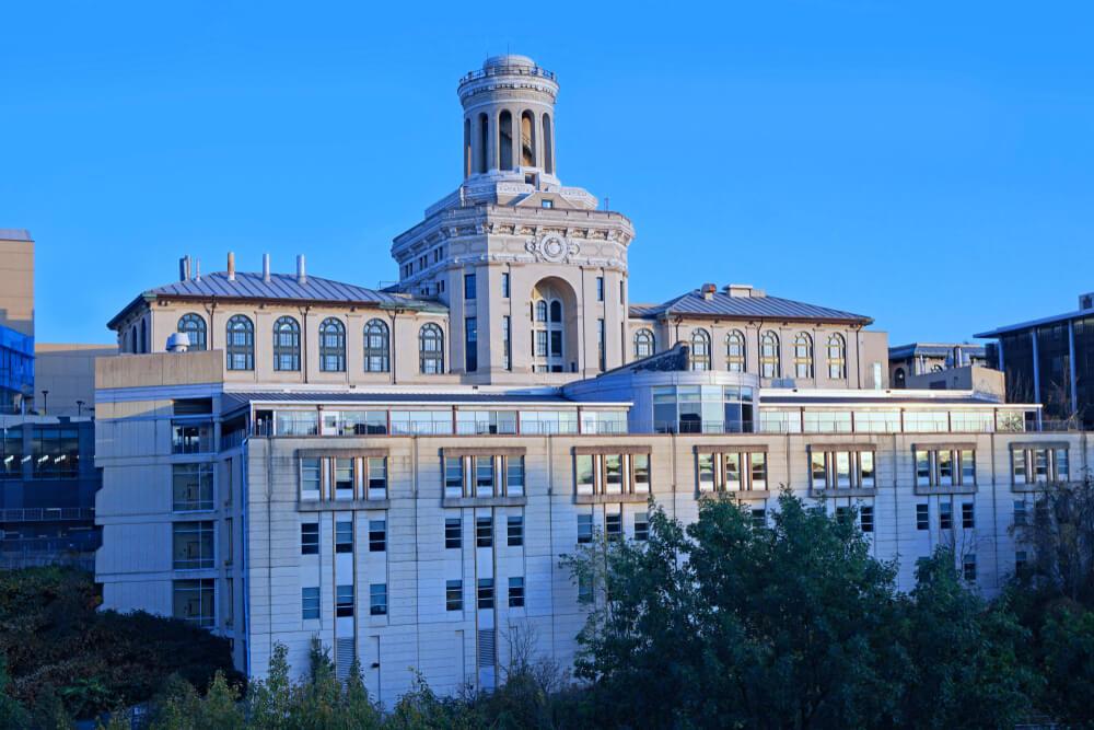 澳洲卡內基美隆大學:美國主校區